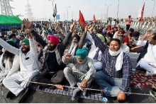 Plea In SC Seeks Removal Of Farmers Protesting At Delhi Borders