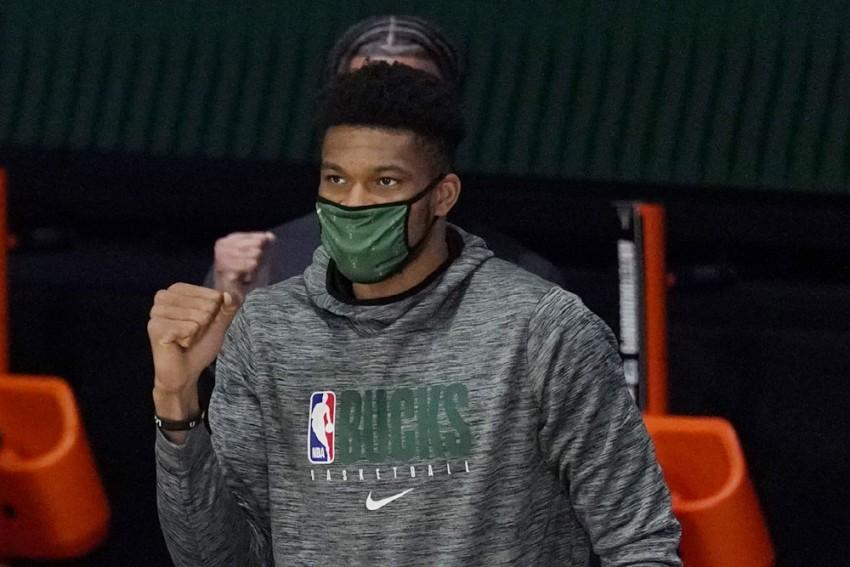 NBA MVP Giannis Antetokounmpo's Future With Bucks Drawing Focus In Milwaukee