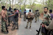 Chhattisgarh: Naxal Killed In Gunfight With Security Forces