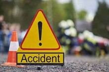 Woman Riding Scooter Crushed To Death By Truck In Noida; Driver Held