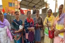Khalsa Aid Offers Free Sanitary Pads To Women At Protest Sites