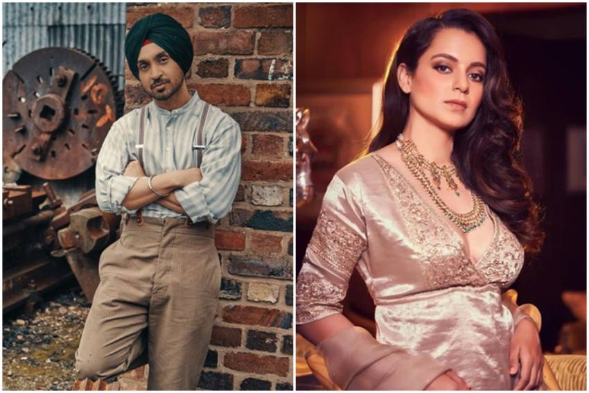 Kangana Gets Two Legal Notices For Farmers' Tweet; Singers Rally Behind Diljit Dosanjh