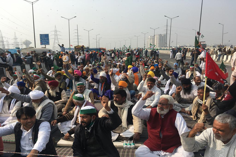 Farmers' Protest Enters Day 10, Fifth Round Of Talks On With Centre
