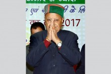 Ex Himachal CM Virbhadra Singh's Aides Test Covid-19 Positive, Family Shifts Out Of Shimla