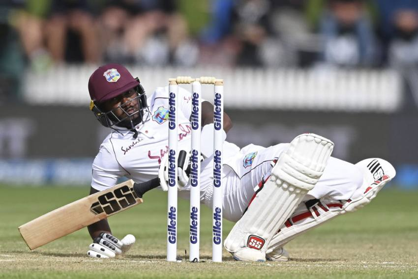 NZ Vs WI, 1st Test: New Zealand's Push For Win Stalled By West Indies' Pair - Day 3 Report