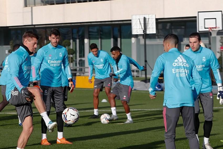 Sevilla Vs Real Madrid Live Streaming: When And Where To Watch Massive La Liga Match
