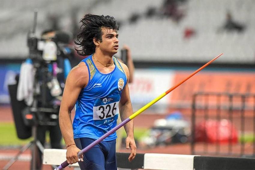 Neeraj Chopra And Other Indian Javelin Throwers Begin Training In Bhubaneswar