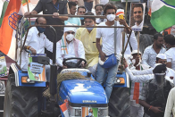 BJP Govt Forced To Concede To Farmers' Demands: Adhir Ranjan Chowdhury