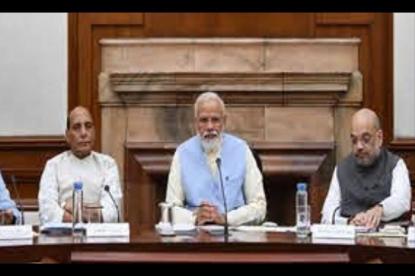 Ahead Of Talks With Farmers, PM Modi Meets Amit Shah, Rajnath Singh