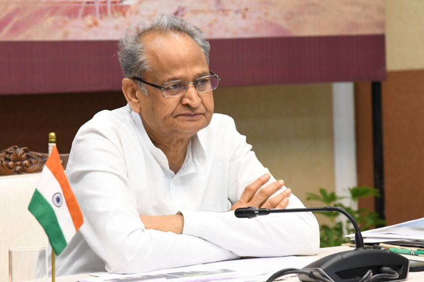 BJP Making Renewed Attempts To Topple My Govt: Gehlot