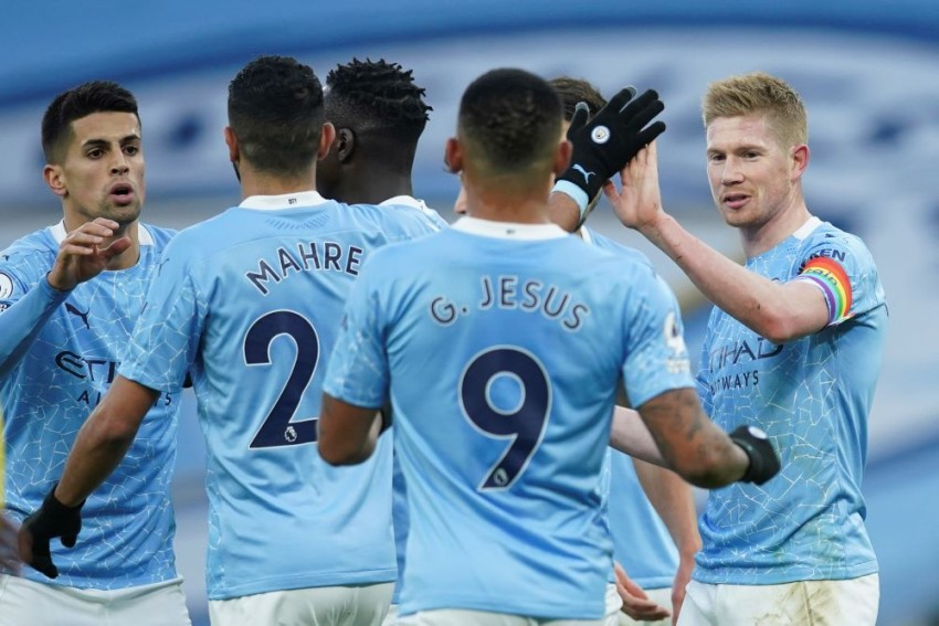 EPL: Manchester City Beat Fulham 2-0 As Pep Guardiola Wins The 250th Game In Charge