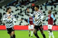 EPL: Paul Pogba, Mason Greenwood Inspire Manchester United Fightback, Beat West Ham 3-1
