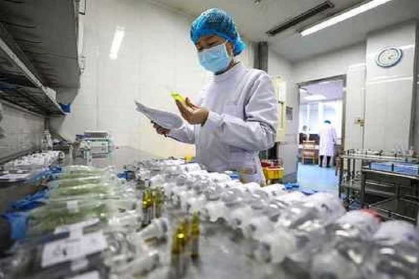 China Prepares For Large-Scale Rollout Of Coronavirus Vaccines