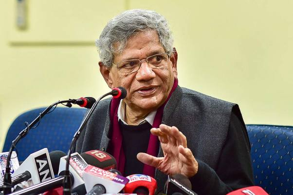 CPI-M Accuses BJP Of Misleading People, Spreading Misinformation About Opposition