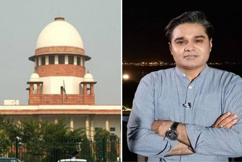 SC Refuses To Quash FIRs Against TV Anchor Over Remarks Against Sufi Saint