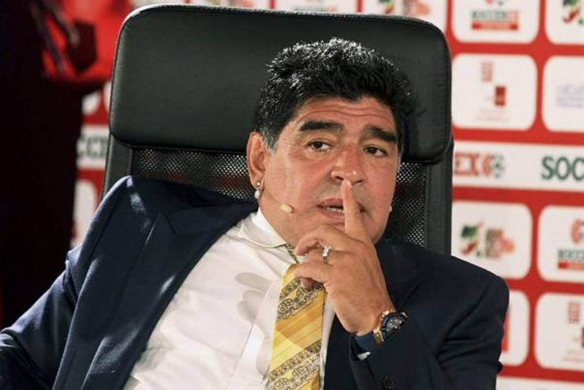 Cafu On Diego Maradona: To Watch Him Play Was Ubelievable, The Best Thing In The World