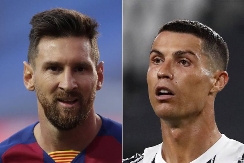 Lionel Messi Vs Cristiano Ronaldo: Legends Collide In Champions League Again