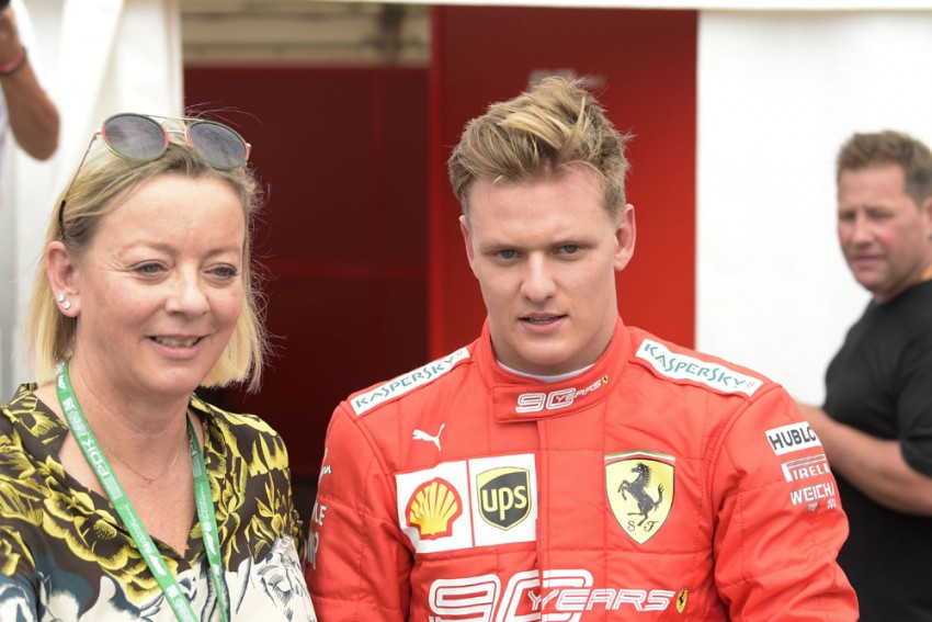 'Magnificent' Schumacher Ready For Formula One Challenge, Says Prema Racing's Rosin