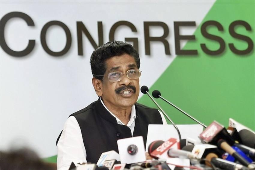 Pinarayi Vijayan Is The Epicentre Of Corruption: Kerala PCC Chief Mullappally Ramachandran