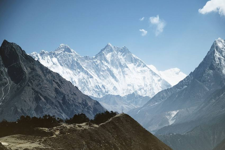 Standing Tall: Nepal, China Announce Revised Height Of Mount Everest