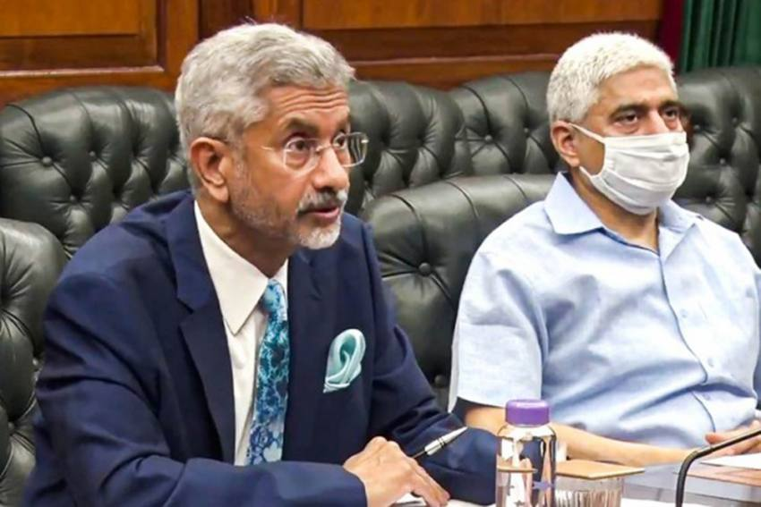 Indo-China Ties At Most Difficult Phase: External Affairs Minister S Jaishankar