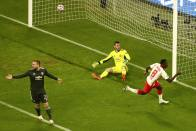 Manchester United Knocked Out Of UEFA Champions League By RB Leipzig