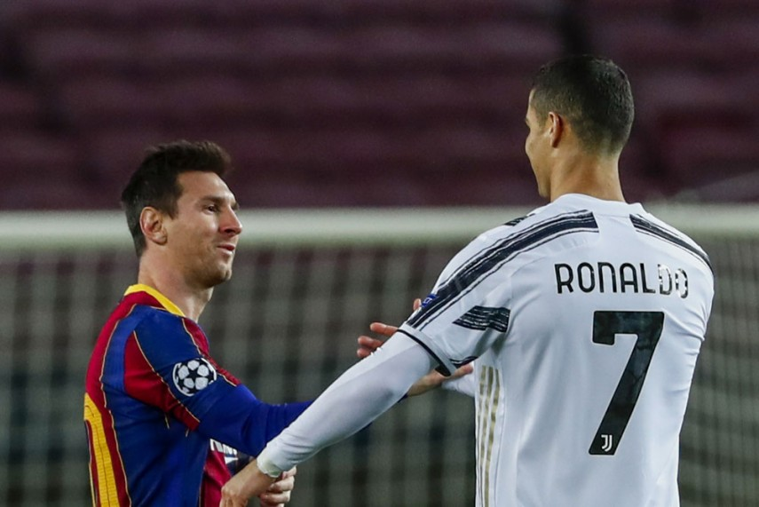 Barcelona Vs Juventus: Lionel Messi's Barca Hit New Low As Cristiano Ronaldo's  Juve Race Ahead