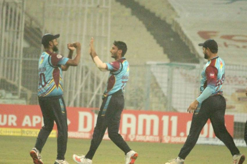 Bengal T20 Challenge: Shahbaz Ahmed's All-round Show Helps Tapan Memorial Win Title