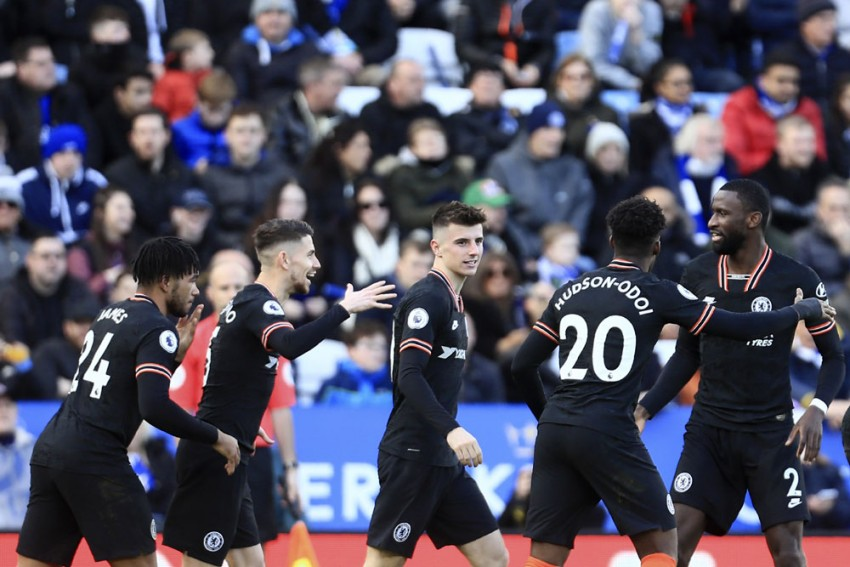 EPL | Leicester City 2-2 Chelsea: Antonio Rudiger At The Double But Foxes Make Their Point