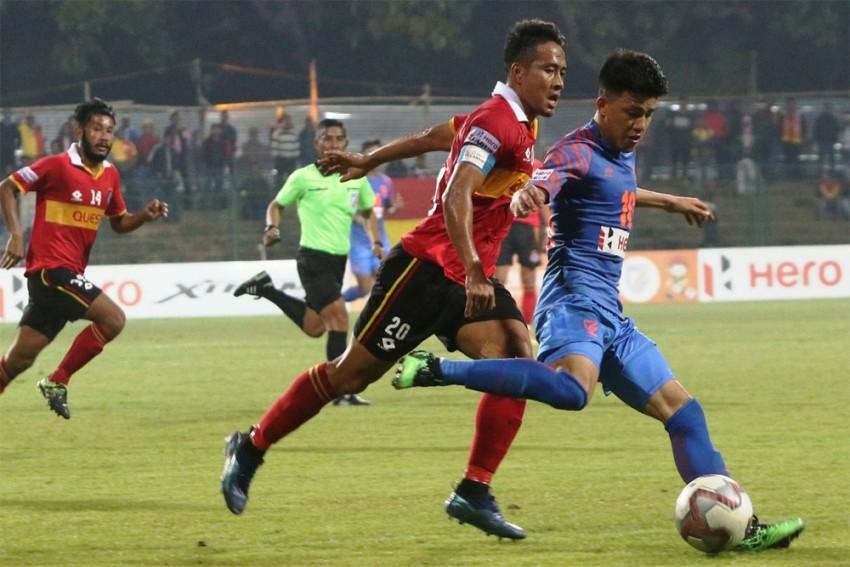 I-League: 'Developmental' Indian Arrows Stun Giants Of Indian Football, East Bengal