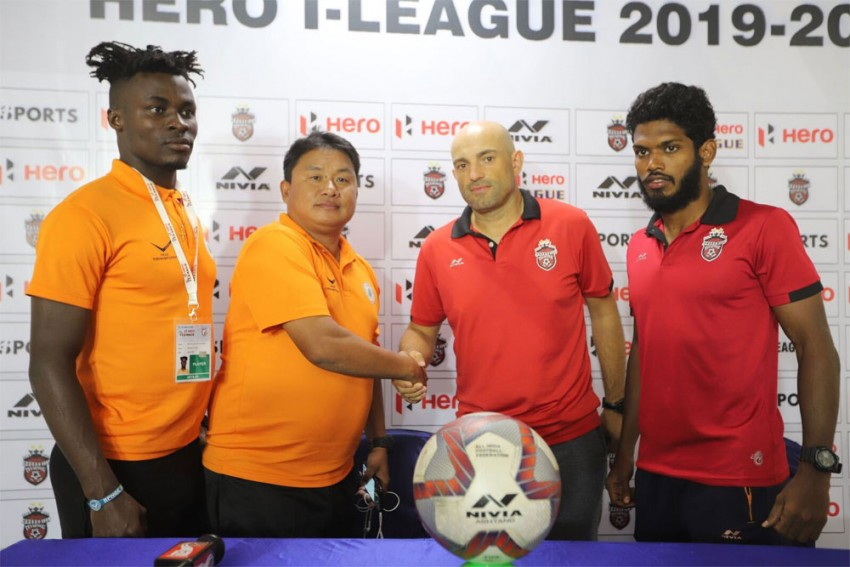 I-League: Churchill Brothers Eye Better Outing Against NEROCA FC