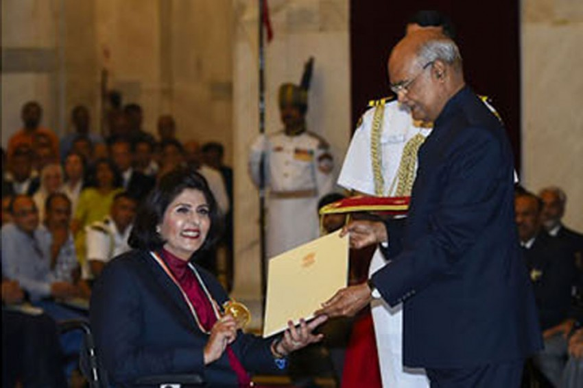 Deepa Malik Elected Unopposed As President Of Paralympic Committee Of India