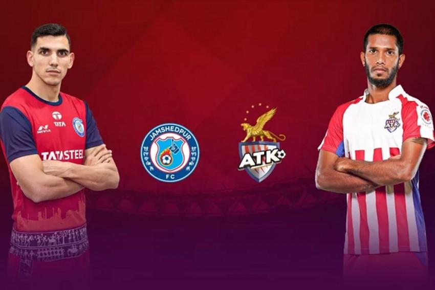 ISL: Jamshedpur FC Revival Hopes Meet ATK's Aim For Top Spot