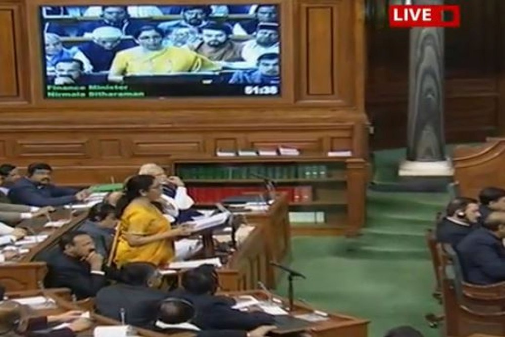 Budget 2020: Task Force To Be Set Up For Recommending Marriageable Age For Women, Says Nirmala Sitharaman