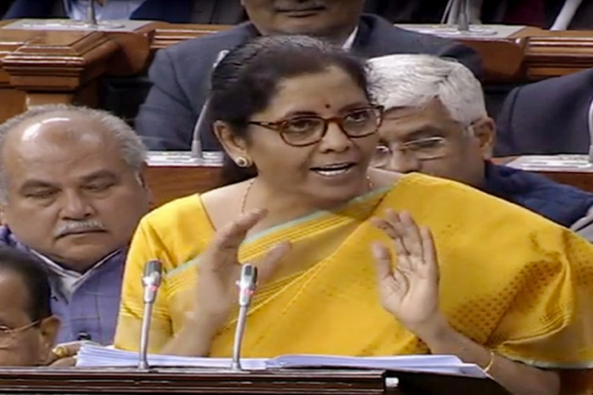 Budget 2020: Rs 3.6 Lakh Cr Approved For Jal Jeevan Mission, Says Nirmala Sitharaman