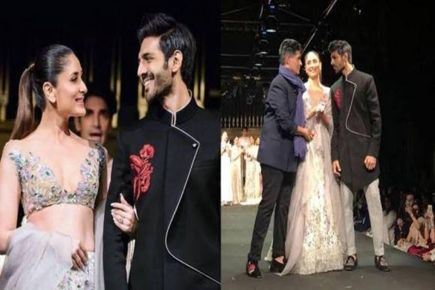 Kareena Kapoor Khan And Kartik Aaryan To Turn Muse For Designer Manish Malhotra Once Again