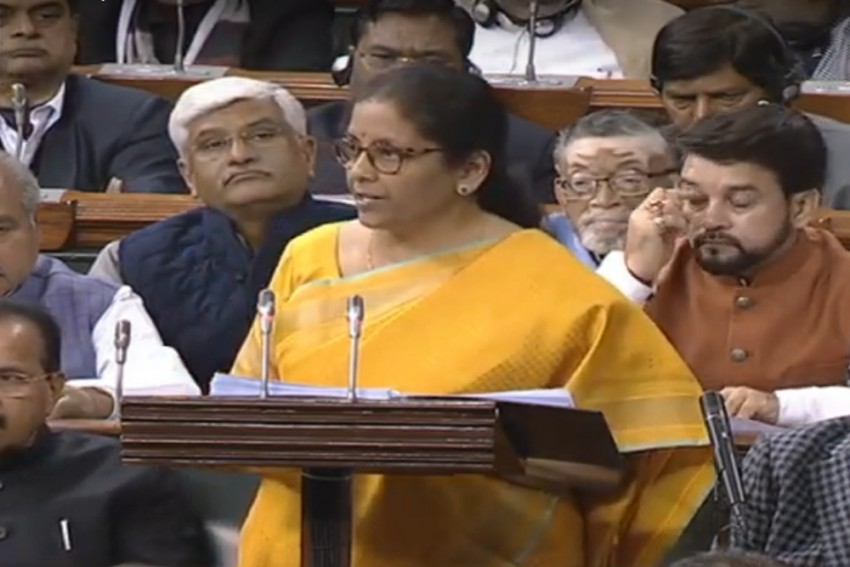 Union Budget 2020: What Nirmala Sitharaman Said About Indian Economy, GST And Poverty