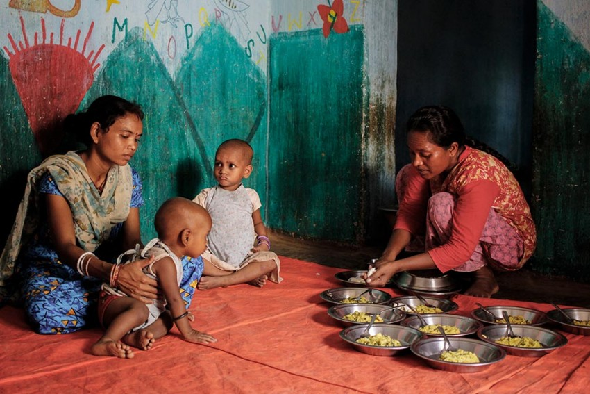 Budget 2020: Govt Allocating Rs 35,600 Crore For Nutrition-Related Programmes A Welcome Move