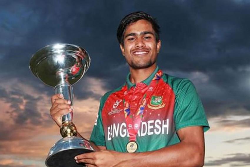 Bangladesh Skipper Akbar Ali Battled Pain Of Sister's Death On Way To ICC U-19 World Cup Triumph