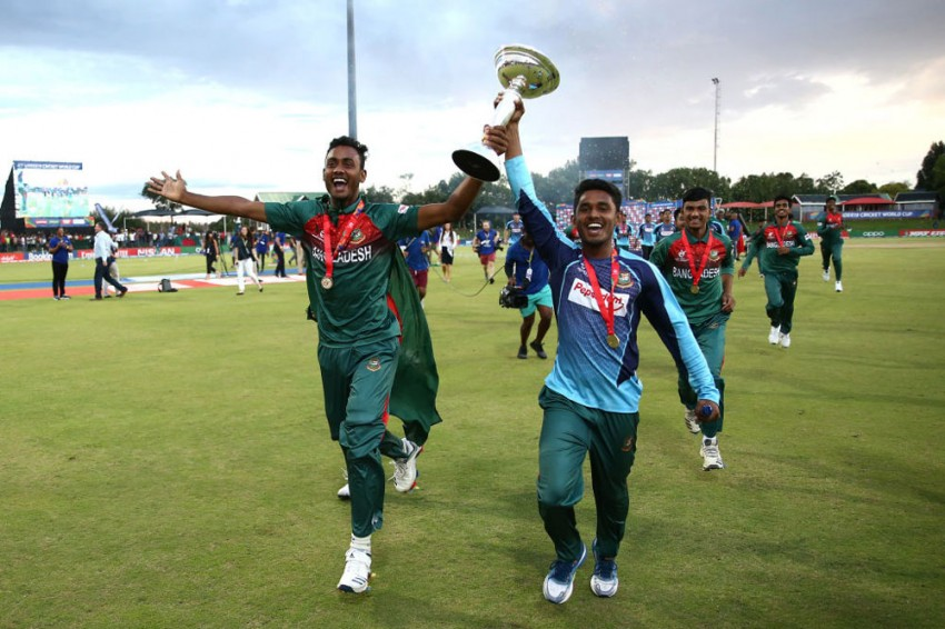 ICC U-19 Cricket World Cup: Bangladesh Government To Organise Public Reception For Triumphant Team
