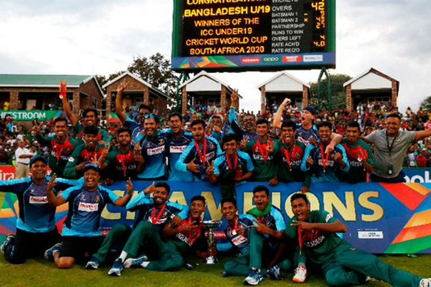 ICC Will Look Into IND-BAN Spat After U-19 Cricket World Cup Final: Indian Team Manager