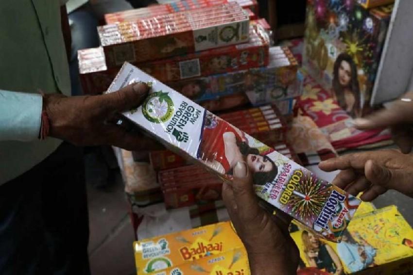 Arvind Kejriwal Asks AAP Volunteers Not To Burst Crackers To Celebrate Victory