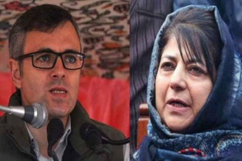 PSA Dossiers Cite Omar's 'Capacity To Influence People', Mehbooba's Pro-Separatist Stand