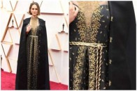 Natalie Portman Honours Snubbed Female Directors With Her Cape At Oscars