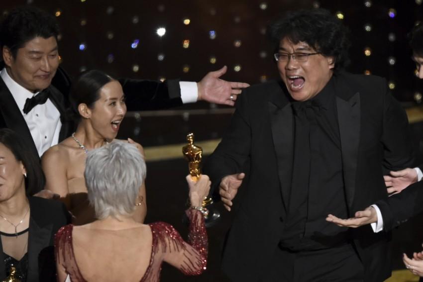Oscars 2020: Bong Joon Ho's 'Parasite' Bags Best Picture Award; Joaquin Phoenix, Renee Zellweger Best Actors