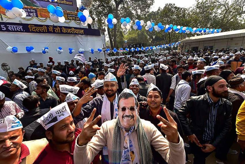 'Blessed By Hanuman': BJP Leader On Why Kejriwal Won Delhi Polls
