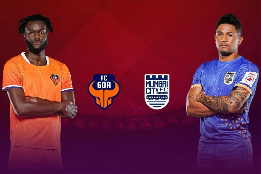 ISL: FC Goa Host Mumbai City In High Stakes Match