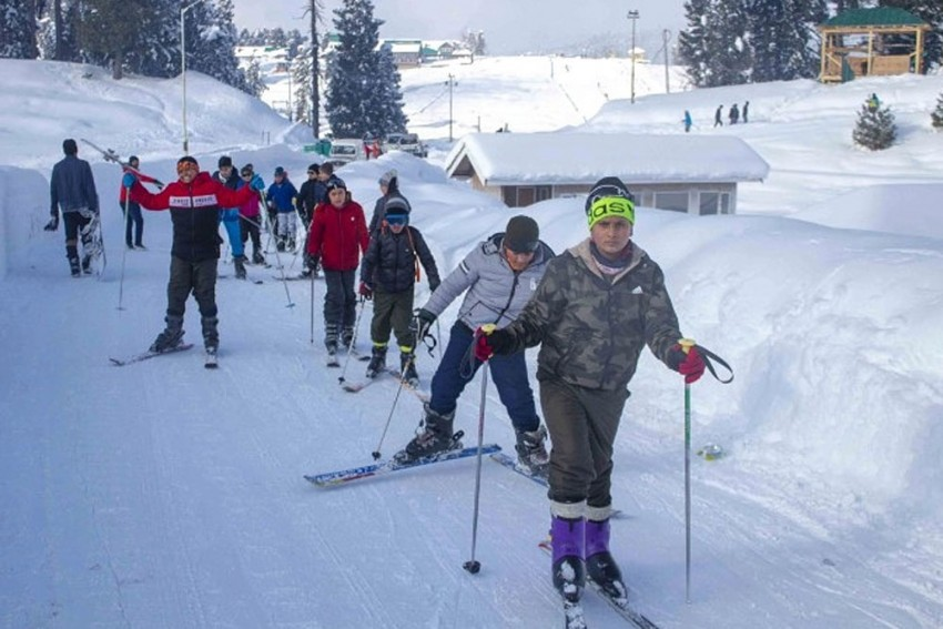 Gulmarg To Host National Winter Games From March 7