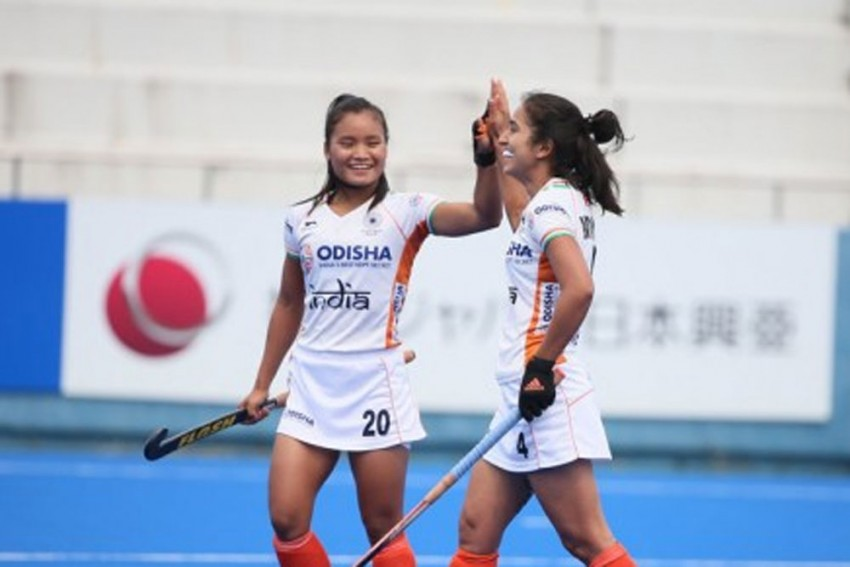 India Striker Lalremsiami Named 2019 FIH Women's Rising Star Of Year