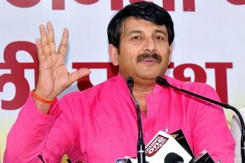 Manoj Tiwari Accepts Defeat In Delhi Polls, Congratulates Arvind Kejriwal